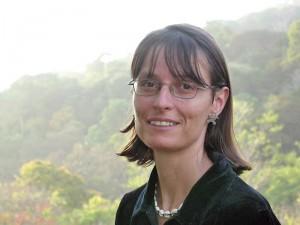 Prof. Dr. Bettina Engelbrecht, Professorin für Pflanzenökologie an der Universität Bayreuth und Mitarbeiterin am Smithsonian Tropical Research Institute (STRI) in Panama, einer weltweit führenden Einrichtung zur Tropenforschung.  Foto: Hubert Herz