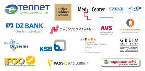 Sponsoren des UNIKAT 2017