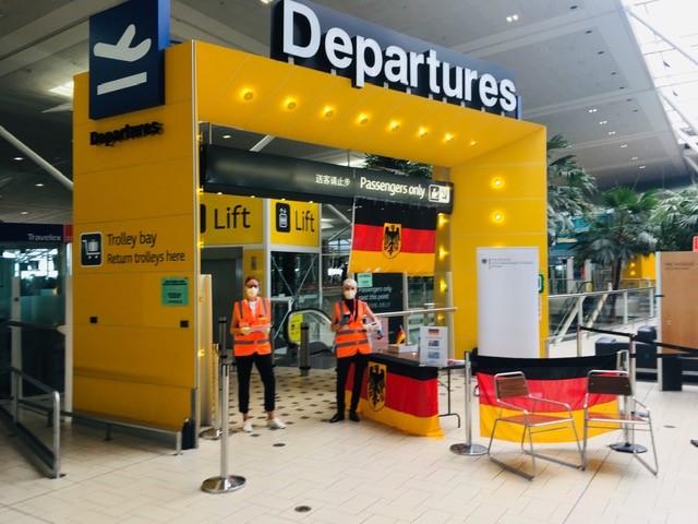 Flughafen Brisbane